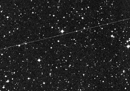 Minor Planet (Asteroid) 42531 McKenna